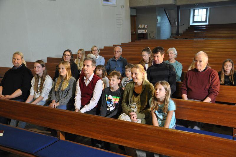 Jugendliche - Ref. Kirche Mnnedorf